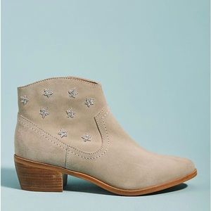 Anthropologie Freda Booties sz 39- NEW W/TAGS!